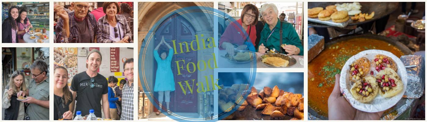 India Food Walk