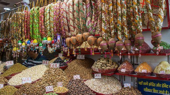 shopping tours India